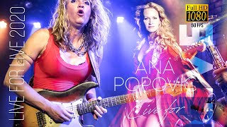 Ana Popovic - Live For Live 2020 - [Remastered to FullHD]