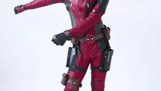 Deadpool 2 Wade