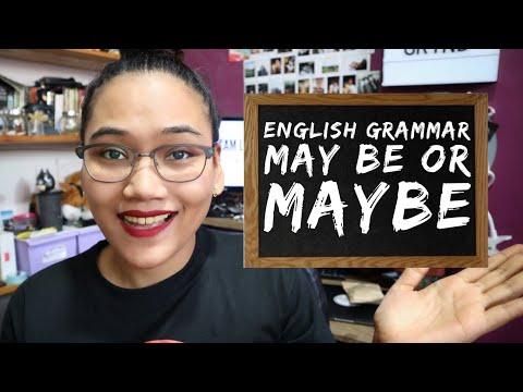 English Grammar: May Be Maybe - Homonym Horrors - Civil Service Exam Review