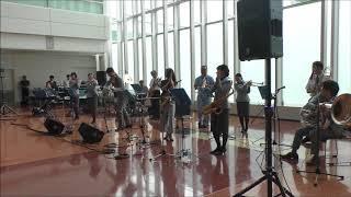 ANA Team HND Orchestra  情熱大陸  本邦初公開Ver.:空の日フェスティバル2017 thumbnail