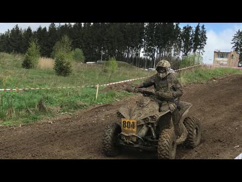 MČR a PČR Cross Country Trstěnice - QUAD