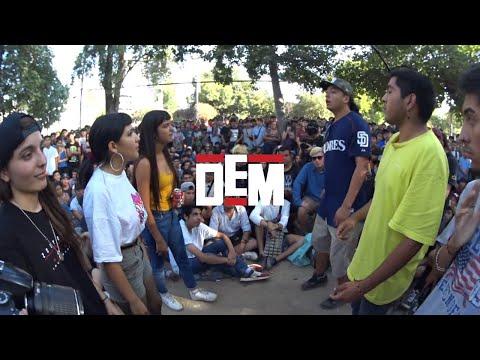 KMC CROMANTIS DIONISIA vs. ANDRÉPOHERMANO BIGBLACK NAZHO ND: 8vos - DEM Triplice I 2019