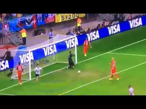 Switzerland vs France 2-5 World Cup 2014 goals and highlights. Full review