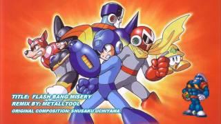 Megaman 8 Grenade Man Remix