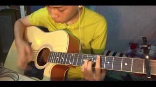 Vết Mưa - Vũ Cát Tường |Guitar cover| [Hợp âm] [Hướng dẫn]