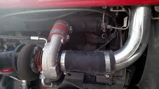 Massey Ferguson Perkins Motor TURBO POWER 1974 MODEL 168 lik