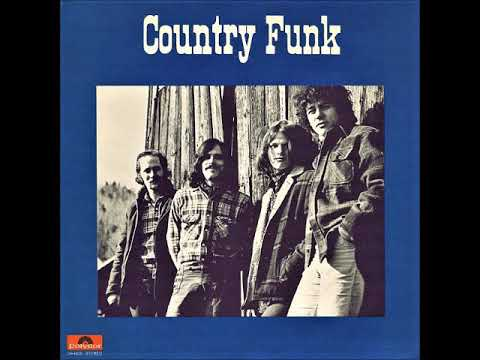 Country Funk - Country Funk (1970) (US, Country,  Folk, Psychedelic Rock)