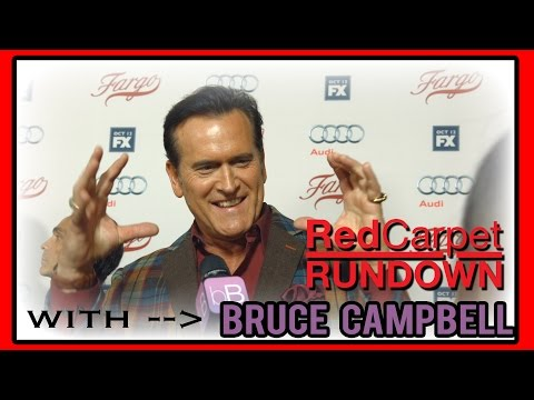 Bruce Campbell Watched Ronald Reagan Tell Jokes