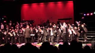 SHC Spring Choir 1 Back Steet Boys/  N Sync
