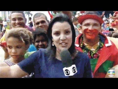 Pedófilo flagrado ao vivo pela Globo no Dia das Crianças!!
