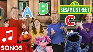 Sesame Street: The ABCs of Moving You with The Wiggles