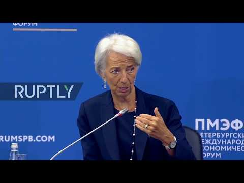 Live: Saint Petersburg International Economic Forum: Day 1