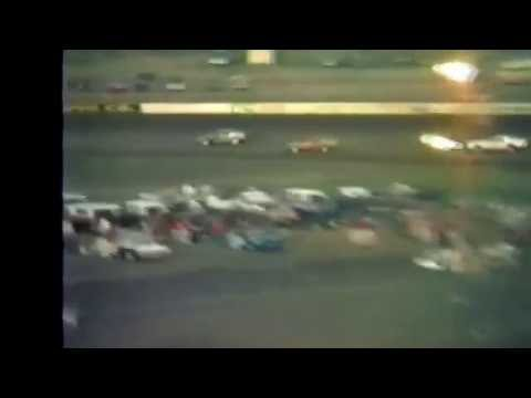 1985 races at Black Hills Speedway #65 Grand National heat race