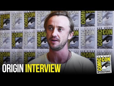 Tom Felton Talks ORIGIN and Move from Film to YouTube at Comic Con 2018