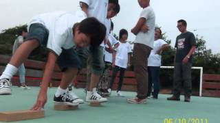 Publication Date: 2014-03-25 | Video Title: 明愛莊月明中學中一迎新營之團隊精神