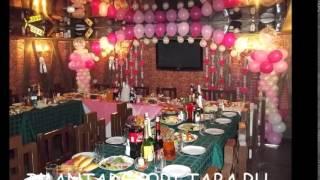 """Украшение свадебных залов от агентства """"ИМАНТА ДЕКОРИ"""" г.Смоленск"""