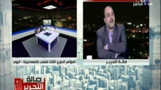 صالة التحرير - رئيس تحرير الدستور: «السيسي أحد اولياء الله الصالحين»