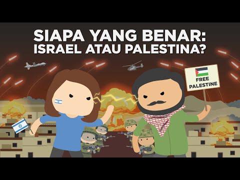 Israel vs Palestina: Siapa yang Benar?