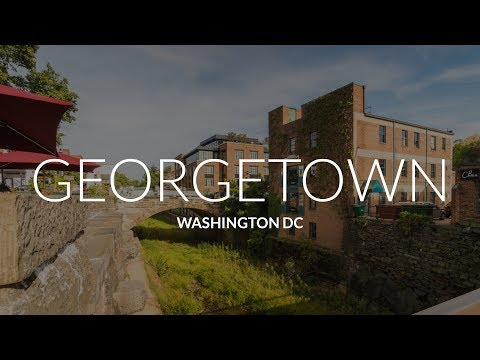 Georgetown | Washington DC
