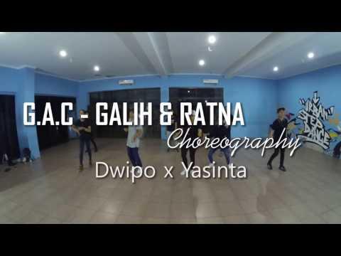Galih & Ratna Choreography   Dwipo x Yasinta