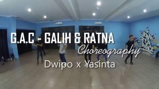 Galih & Ratna Choreography | Dwipo x Yasinta