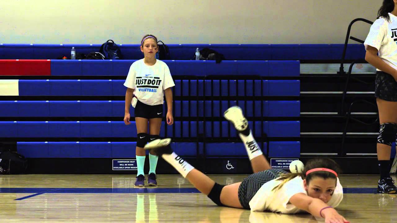 80405ba18486 Nike Volleyball Camps Info Video 2016 - YouTube
