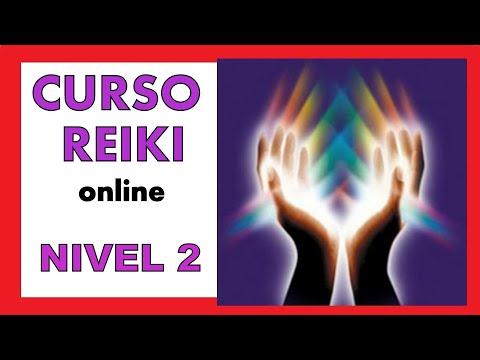 CURSO REIKI 2 (+ Nivel 1 GRATIS) | CURSO REIKI Online