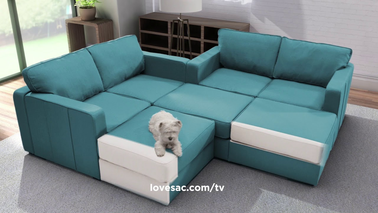 The World S Most Adaptable Couch Youtube