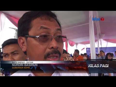 Kilas7 TV Batam (News) - Nurdin Basirun : Taksi Online Tetap Harus Memiliki Izin