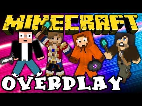 Minecraft Overplay - Ep. 7 - The END - Fanta, Bob, Ozy et Guss