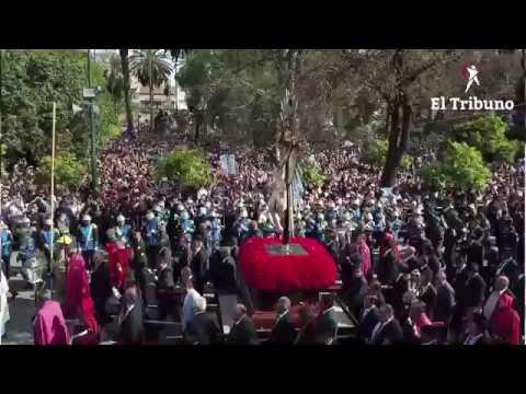 Una multitud de salteños renovó su pacto de fidelidad con el Milagro