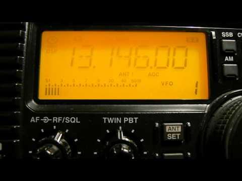3AC Monaco Radio 13146 kHz.