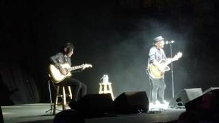 Corey Taylor Wish You Were Here cover for Chris Cornell Tribute Rock on the Range 2017