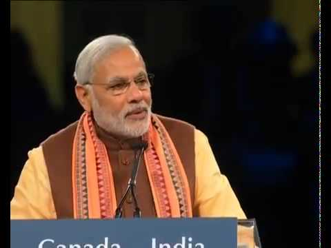 India + Canada, can you image the strength this partnership has?