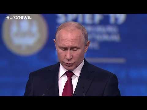 Rusia y China hacen frente común contra el dominio económico de EEUU