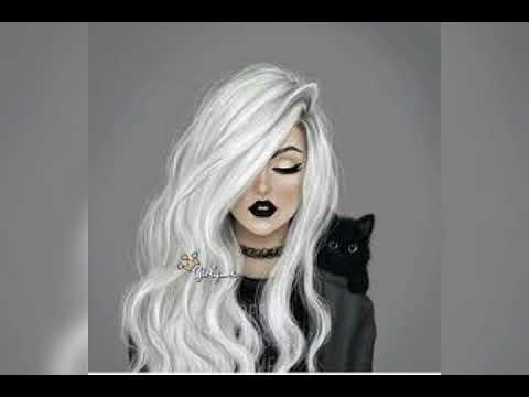 صور بنات و قطط Youtube