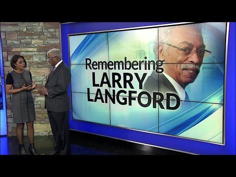Mayor William Bell Remembers Larry Langford