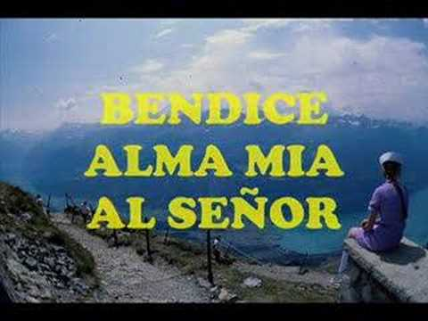 Bendice Alma Mia Youtube