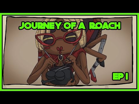This Game is Awesome! (Journey of a Roach) Pt 1  