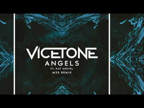 Vicetone ft. Kat Nestel - Angels (M35 Remix) [Official]