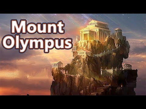 The Mount Olympus: The Home of Gods - Mythological Curiosities - See U in History