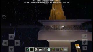 Minecraft di jakarta(monas)