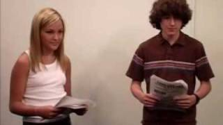 Zoey 101 auditions