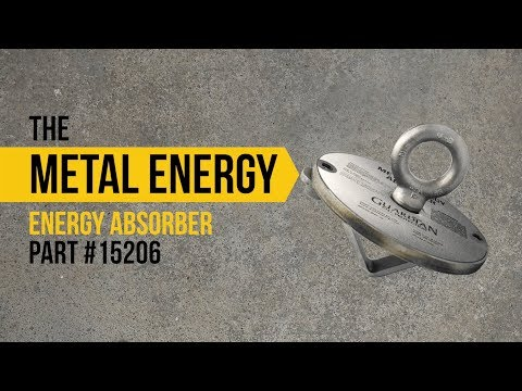 Metal Energy Absorber