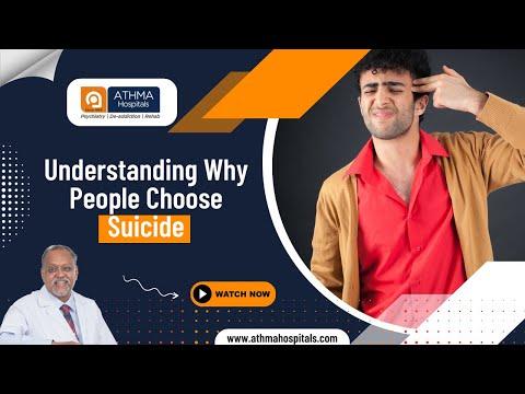 தற்கொலைக்கு காரணம் என்ன? | Dr.K.Ramakrishnan | Athma Hospital | Trichy