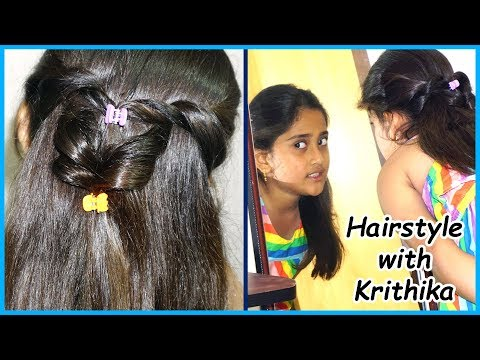 Kids Hairstyles for Girls Short Hair | Simple Hairstyle | Kids Hairstyle 2019