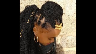 TRENDY PROTECTIVE STYLING WITH MARLEY BRAID