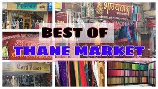 BEST SHOPS IN THANE | Where to shop in thane | NAUPADA MARKET | the_fabcan | Harshita
