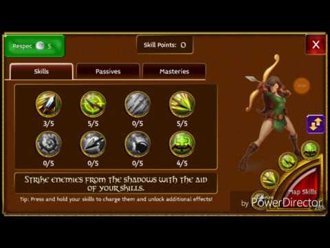 Tutorial - Build Rogue - Arcane Legends