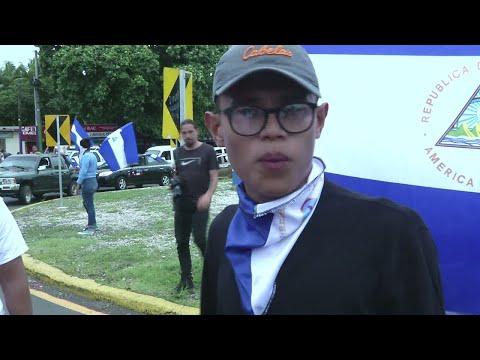احتجاجات متواصلة في نيكاراغوا حتى استقالة الرئيس المتهم بالفساد  - نشر قبل 2 ساعة